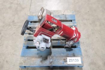 MASONEILAN CAMFLEX II 35-35112 6IN CONTROL VALVE