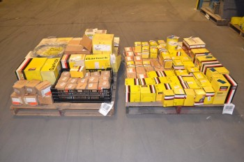 2 PALLETS OF ASSORTED PUMP PACKING