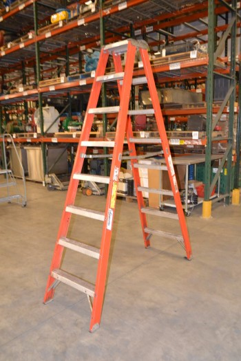 LOUISVILLE A FRAME LADDER, 7\'