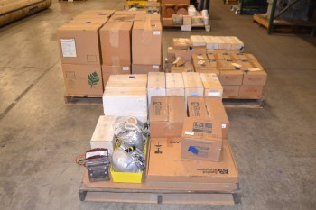 3 PALLETS OF ASSORTED LAB EQUIPMENT