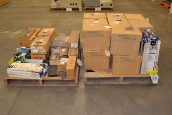 2 PALLETS OF ASSORTED OFFICE SUPPLIES
