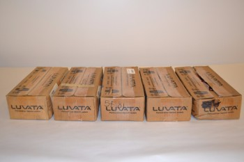 LOT OF 5 BOXES LUVATA OHIO MWZ6006 FB25Z00 ELECTRODE CAPS