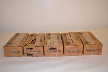 LOT OF 5 BOXES LUVATA OHIO MWZ6006 FB25Z00 ELECTRODE CAPS