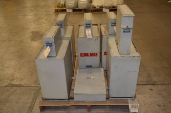 1 PALLET OF ASSORTED CAPACITORS