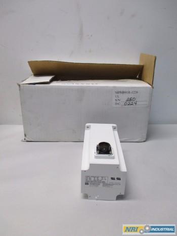 MTS MPM891R-1226 230V-AC 1.9A AMP 0.55HP SERVO MOTOR