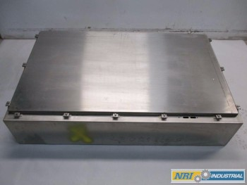 STAINLESS WALL-MOUNT ELECTRICAL ENCLOSURE