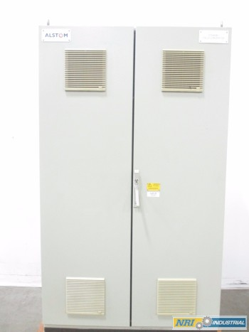 RITTAL AS1822 STEEL FREE STANDING ELECTRICAL ENCLOSURE