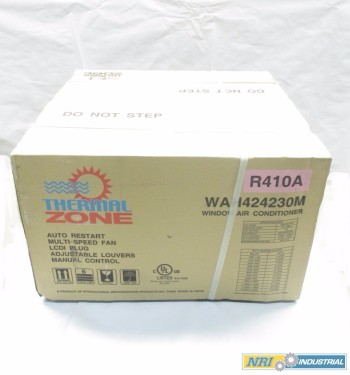 THERMAL ZONE WAH424230M WINDOW AIR CONDITIONER