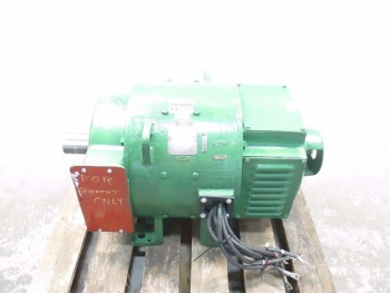 RELIANCE 2U830786T1 DC ELECTRIC MOTOR