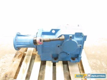 BROOK HANSEN 3-5/8 IN 9:1 WORM GEAR REDUCER
