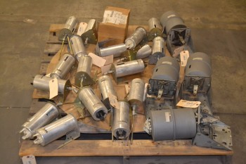 1 PALLET OF ASSORTED DAMPER ACTUATORS