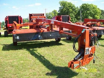 AGCO MOWER CONDITIONER 3312