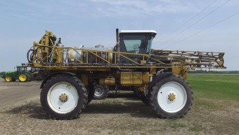 AG-CHEM 1999 ROGATOR 854 SPRAYER
