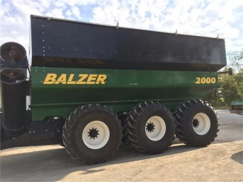 BALZER 2006 GRAIN CART 1250