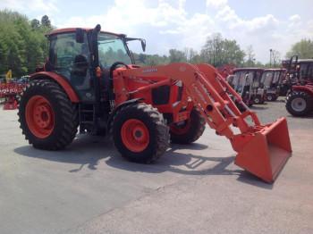 KUBOTA 2013 TRACTOR M126GX