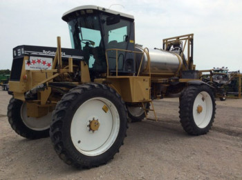 AG-CHEM 1997 ROGATOR 854 SPRAYER