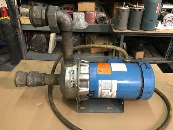 Gould Pump and Motor