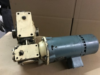 Hub City Gearbox and Motor