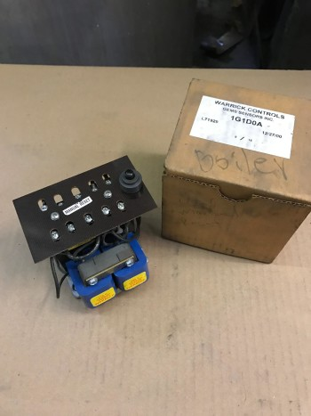 Low Water/Pump Control Warrick Controls