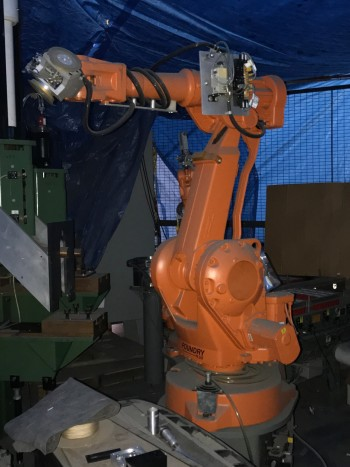 ABB IRB 2400 Robot and Controller