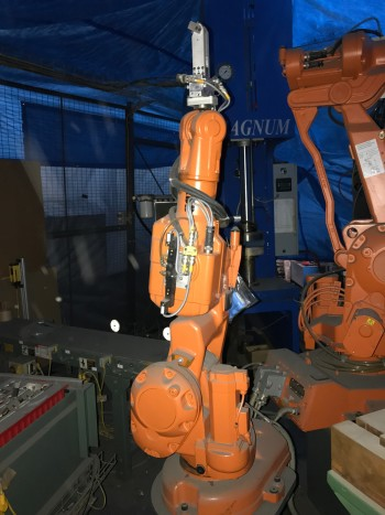 ABB IRB 140 Robot and Controller