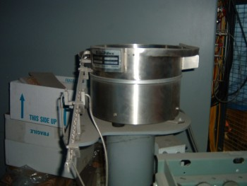 Technavibes Vibratory Feed Bowl