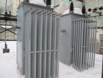 General Electric Transformer 1Ph 34.5 Kv To 2400 Volts 1610 Kva 60 Hz