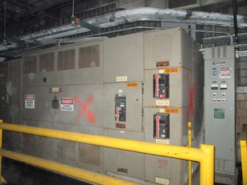 Pennsylvania 13.8 Kv 480/277 Volt 3Ph Transformer