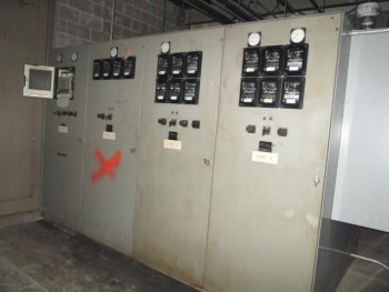 General Electric 1500 Kva 13800 X 2400 Volt Substation Transformer 4 Avail