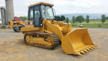 2005 CATERPILLAR 953C CRAWLER LOADERS