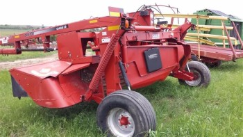 CASE IH 2007 MOWER CONDITIONER DCX131