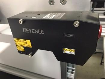 Keyence  LJ-V7300 laser sensors