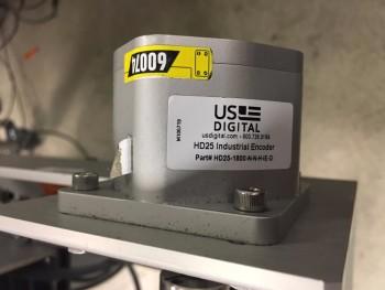 US Digital HD25 Industrial Encoder
