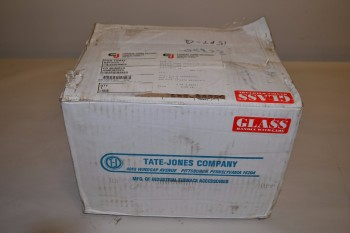 TATE-JONES SAF-T-EYE 15PT-Q OBSERVATION PORT