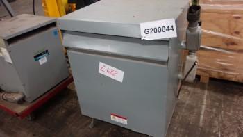 HAMMOND NMK150PKC 150KVA 600V-AC 480/277V-AC 3PH TRANSFORMER