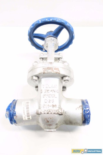 VELAN 2-1/2 IN 150 STEEL WEDGE GATE VALVE