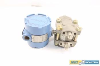 ROSEMOUNT 45V-DC 0-1000PSI PRESSURE TRANSMITTER