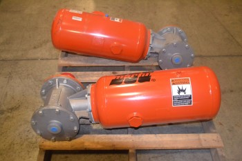LOT OF 2 MARTIN 35132-1228 BIG BLASTER AIR CANNONS