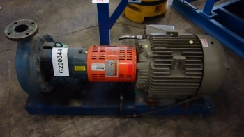 METPRO PH-2146 3X4X13-1/2 IN 40HP 575V-AC STEEL CENTRIFUGAL PUMP