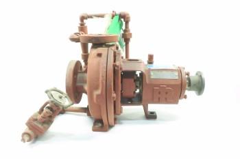 INGERSOLL RAND H0C2 HOC2 45 GPM CENTRIFUGAL PUMP