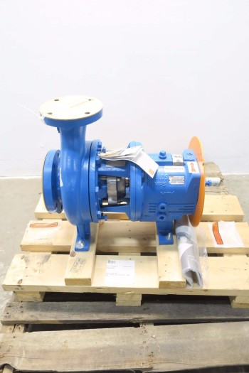 GOULDS 3196 MTI 4 IN 3 IN 547.73GPM CENTRIFUGAL PUMP