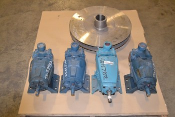 1 PALLET OF CENTRIFUGAL PUMPS AND REPLACEMENT PART