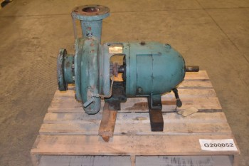 INGERSOLL-RAND SIZE 5-CRVH 2244 3-K CENTRIFUGAL PUMP