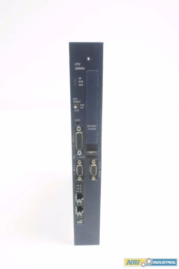 GE FANUC IC698CPE010-JS CPU PROCESSOR