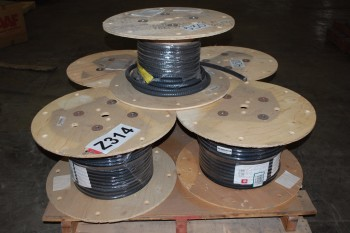 LOT OF NEW ASSORTED INSULATED ELECTRICAL WIRE