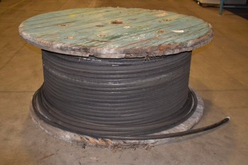 PHILLIPS 1C 500MCM 5KV CABLE-WIRE, 1150 FT