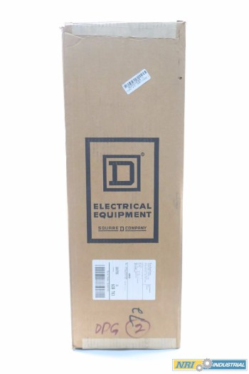 SQUARE D CH363AWC 100 AMP FUSIBLE DISCONNECT SWITCH