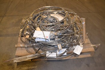 1 PALLET OF ASSORTED THERMO ELECTRIC THERMOCOUPLES