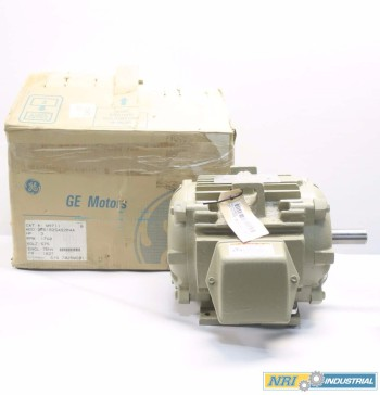 GENERAL ELECTRIC M9711 3HP AC ELECTRIC MOTOR