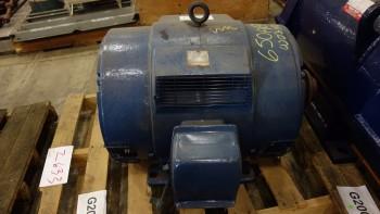 WESTINGHOUSE 405TS HSB 150HP 575V-AC 3550RPM AC MOTOR